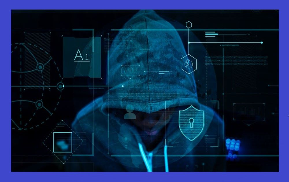 picture of a hacker