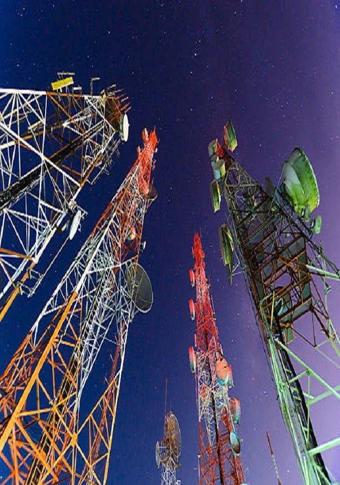 telecom mast